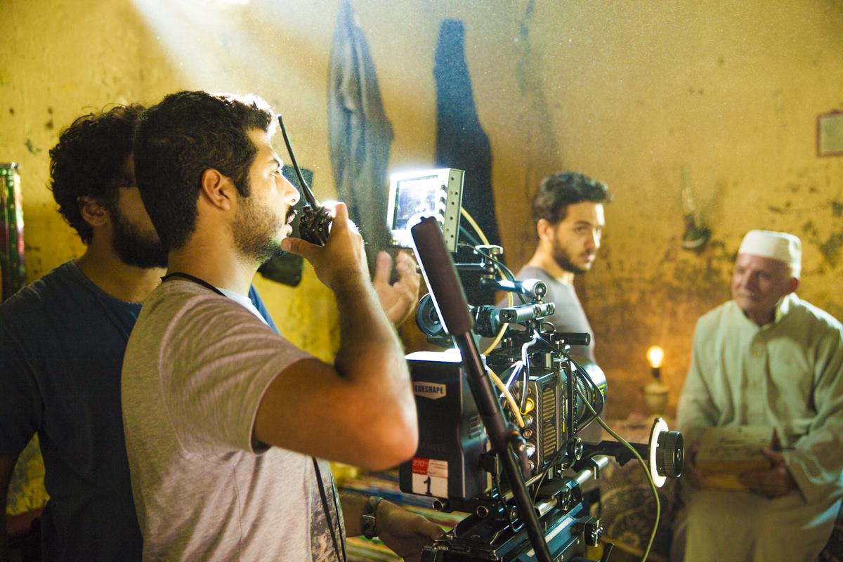 الإنتاج السينمائى